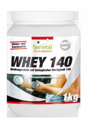 Whey 140 (1kg) Molkenprotein