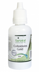 Colloidales Gold 10ppm - 30ml